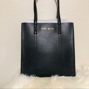 Marc Jacobs Black Leather Repeat Tote